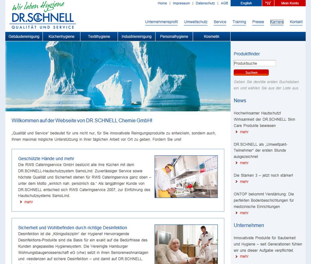 Dr. Schnell Screenshot 1