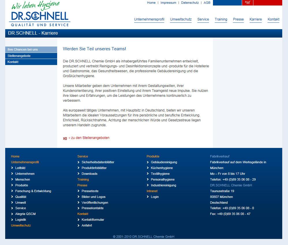 Dr. Schnell Screenshot 2